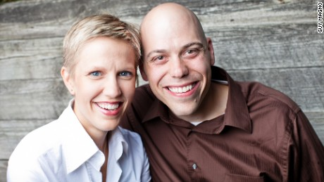 Angel and Carl Larsen, owners and founders of Telescope Media Group, are suing to challenge the Minnesota Human Rights Act