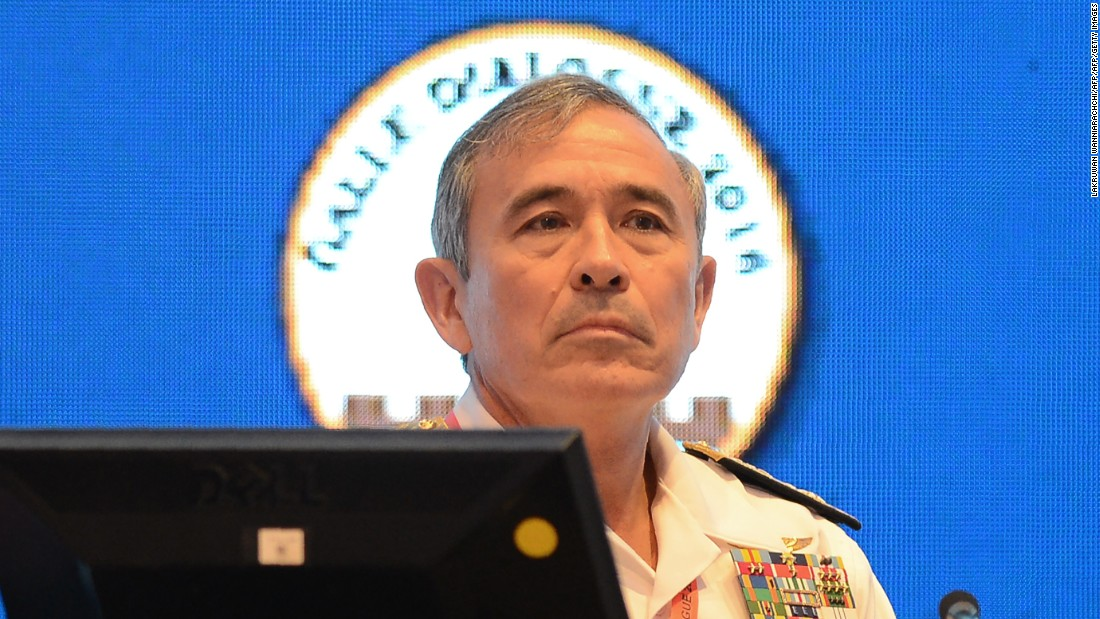 US military chief in Pacific: Testing our forces would be 'foolhardy'
