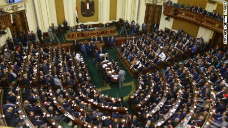The Egyptian parliament in August voted to toughen penalties for female genital mutilation