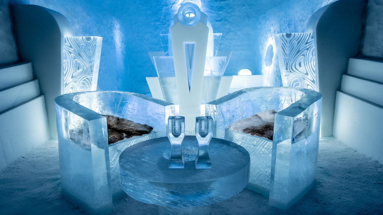 world's first permanent ice hotel opens | cnn travel