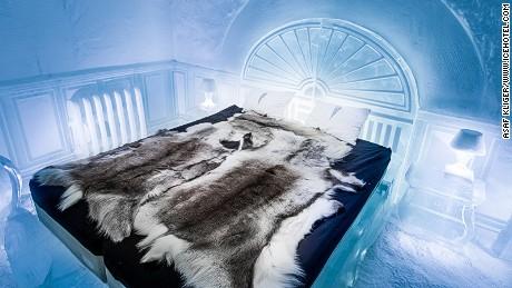 ICEHOTEL 365, Sweden, 2016