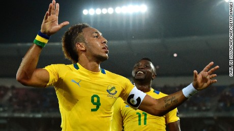 Aubameyang: We have a chance to win AFCON
