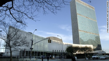 GOP seeks to punish UN with funding cut after Israel vote