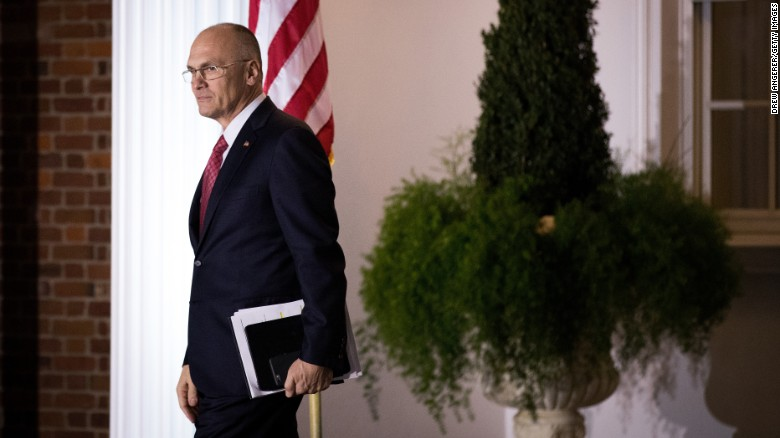 Andrew Puzder surrounded by controversy