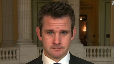 adam kinzinger cry