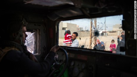Related Article: Voices from Mosul: 'Hope is fading'
