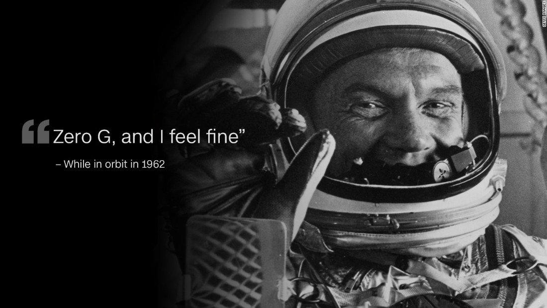 john glenn astronaut quotes - photo #12