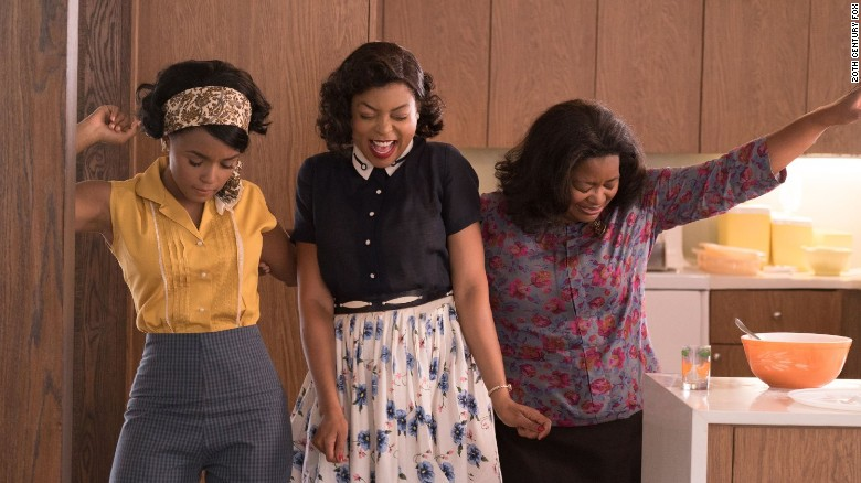 'Hidden Figures' stars: Movie is the story of hope