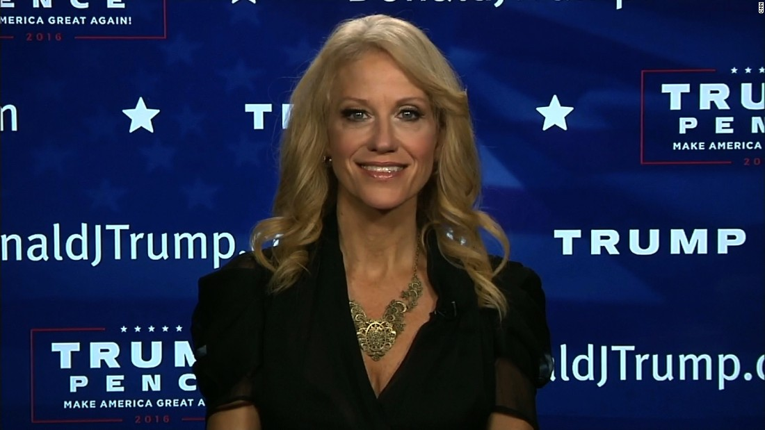 Conway on Trump 'Apprentice' role: He'll do it in his spare time - CNN