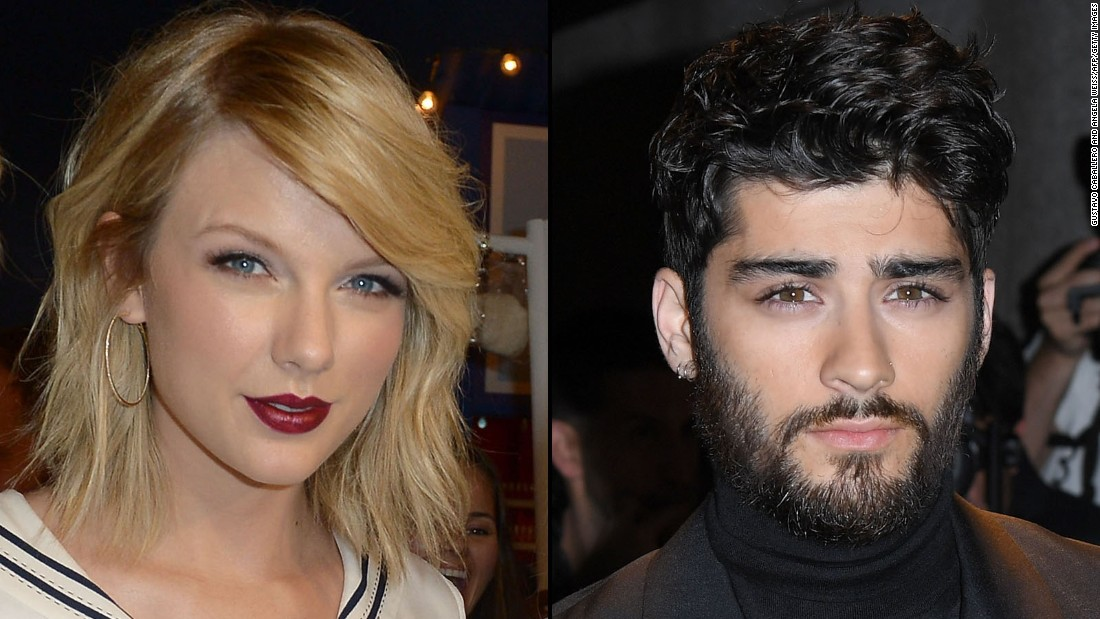 Taylor Swift Teases To New Music Video With Zayn Malik