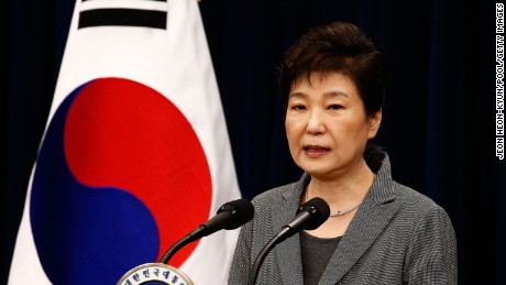 South Korea parliament votes to impeach leader