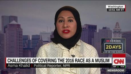 npr reporter asma khalid headscarf muslim carol costello cnn newsroom _00033705