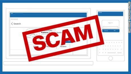 cnn money shopping scams