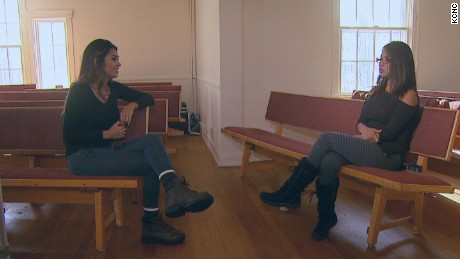 Mother takes sanctuary in church over deportation fears