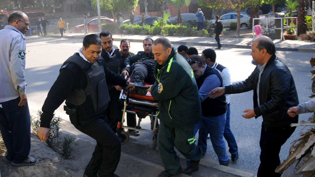 2nd Egyptian Blast Kills 1, Report Says