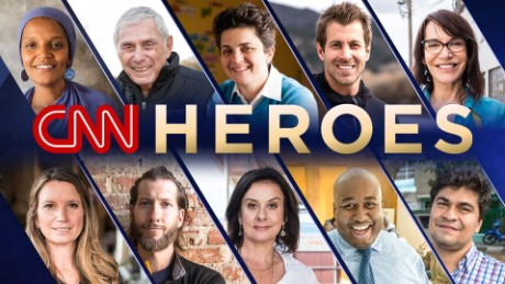 The CNN SuperHero is ...