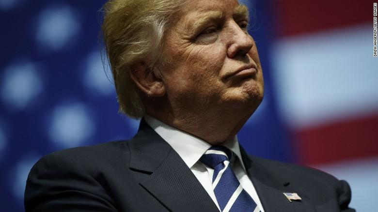Trump takes aim at China policy
