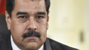 Venezuelan President Nicolás Maduro is being called a Grinch after the government confiscated millions of toys over alleged price gouging.