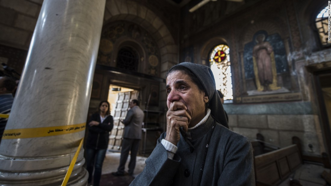 Who Are Egypt's Coptic Christians?