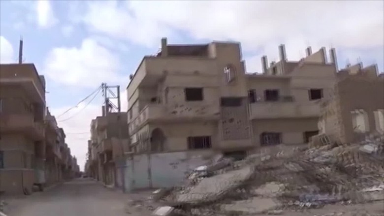 Palmyra and Aleppo's last stand Pleitgen pkg_00004701