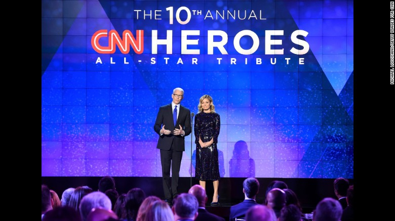 CNN Heroes tribute in 2 minutes