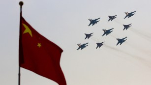 China's modest military spending hike masks bigger goals