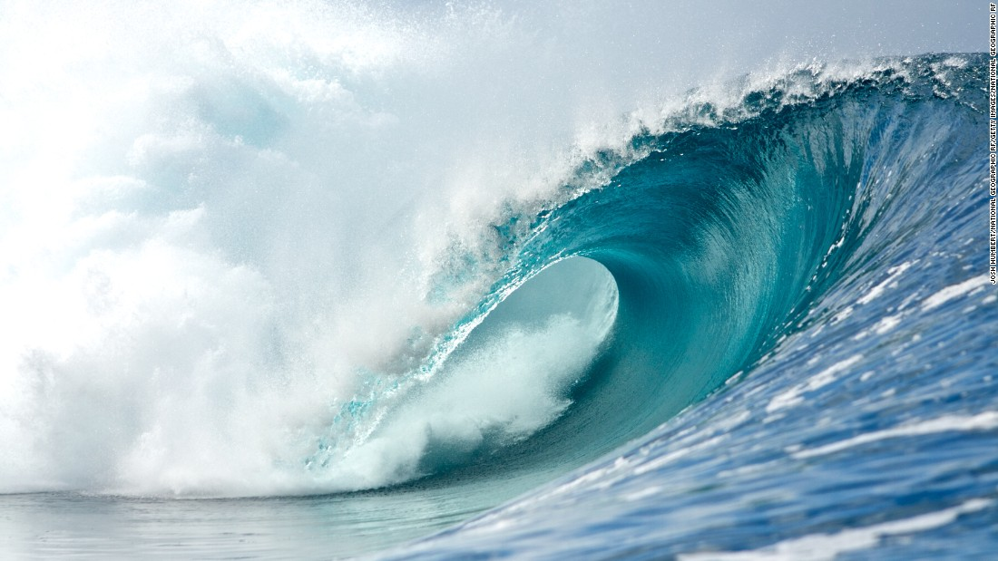Waves can generate huge amounts of renewable energy, but it's trial and error to find out what technology might work best.
