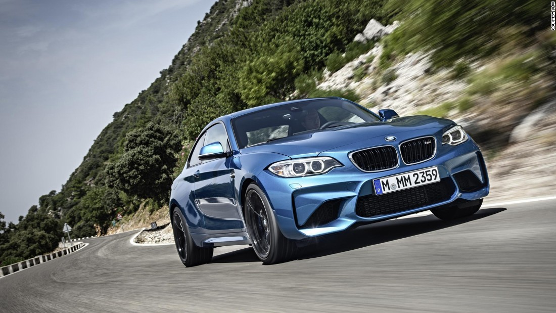 "For a German-built car,  the <a href=""https://www.bmwusa.com/vehicles/m/m2.html"" target=""_blank"">BMW M2</a> seems to have a hint of British Bulldog about it. Aggressive in its stance, somewhat stubby in its shape, but never afraid of punching well above its weight, it is exactly what a sports car should be."