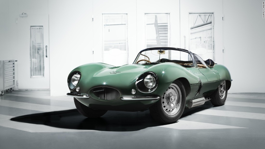 "Preceded by Le Mans-conquering D-Type, and followed by the E-Type, which was called the ""most beautiful car ever made"" by Enzo Ferrari, the <a href=""http://edition.cnn.com/2016/03/24/autos/new-york-auto-show-jaguar-xkss/"">Jaguar XKSS</a> never shined as brightly as it could have. Yet it is the second car to be remade the British manufacturer's Jaguar Classic division."