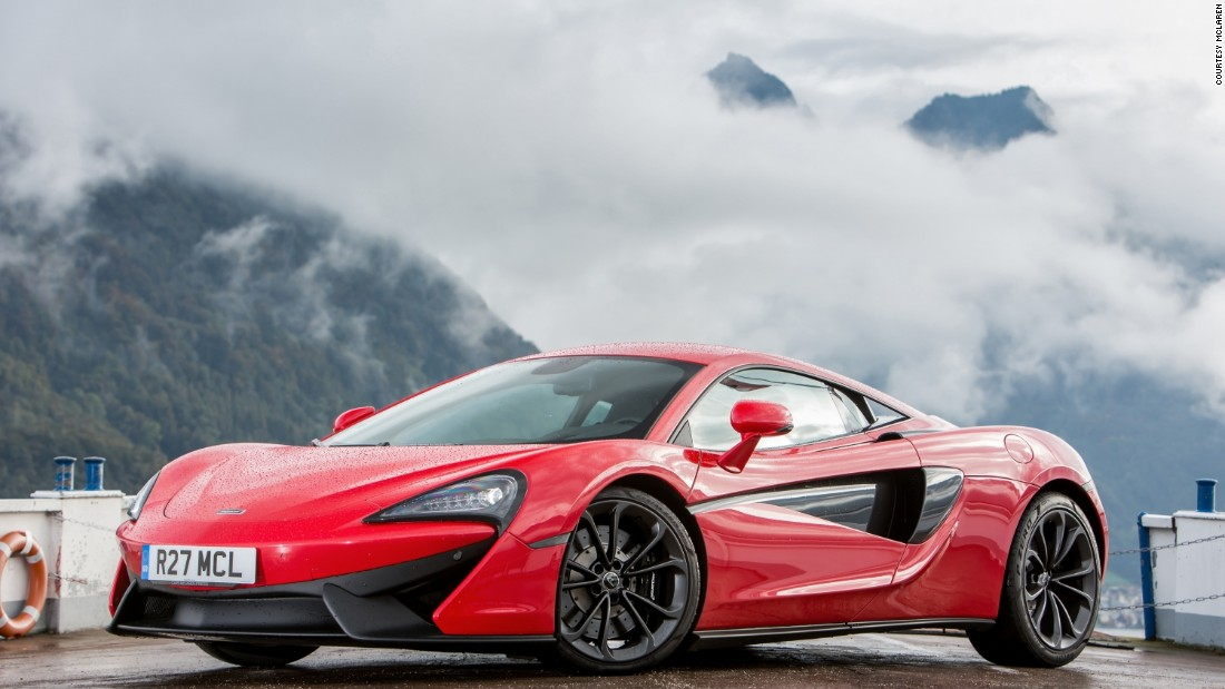 "A budget <a href=""http://edition.cnn.com/2016/08/01/autos/mclaren-last-british-car-brand/"">McLaren</a> sounds like an oxymoron, but the 540C falls into its more affordable Sports Series range of cars. Capable of 0-124mph in 10.5 seconds, the 533bhp 3.8-liter twin-turbo gives it a sensational level of pace and more involvement than some of its predecessors."