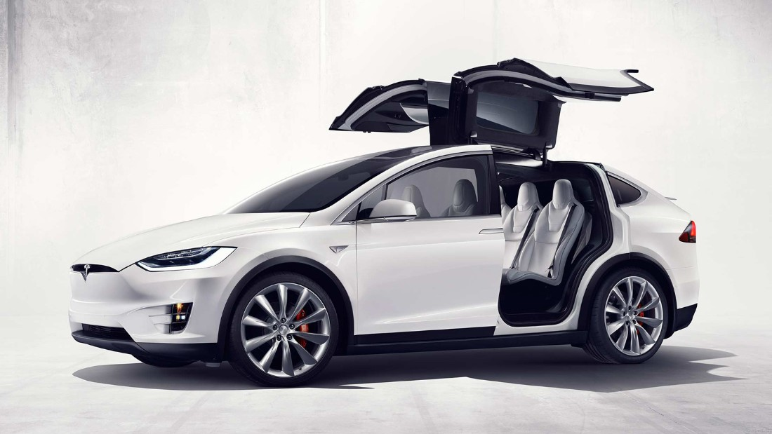 "America is already enjoying the <a href=""https://www.tesla.com/en_GB/modelx"" target=""_blank"">Tesla Model X</a> (or complaining about its falcon wing doors), but in 2017 it will finally arrive in Europe.<br /><br />The all-electric SUV offers true seven-seater motoring without emitting a single puff of CO2 or burning a drip of fuel, making it as clean as a car gets. In fact, it comes with a HEPA air filter system capable of removing nasty particulates from the air, as well as allergens and germs."