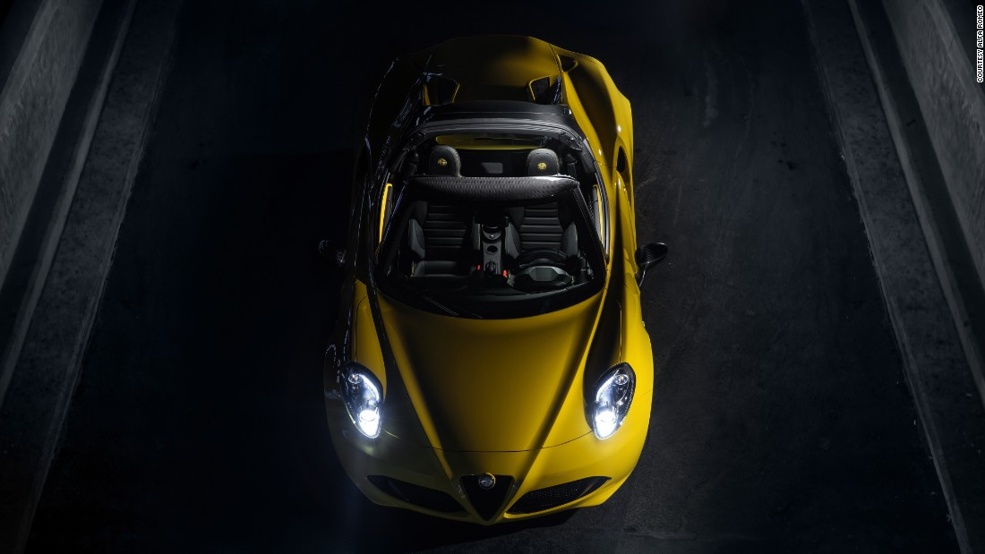 "Rarely does personality jar so heavily with riving characteristics than in the case of the <a href=""https://www.alfaromeousa.com/cars/alfa-romeo-4c-spider"" target=""_blank"">Alfa Romeo 4C Spider</a>. Elegant, compact and blessed with Italian charm, it looks as though it were designed with aesthetics prioritized."