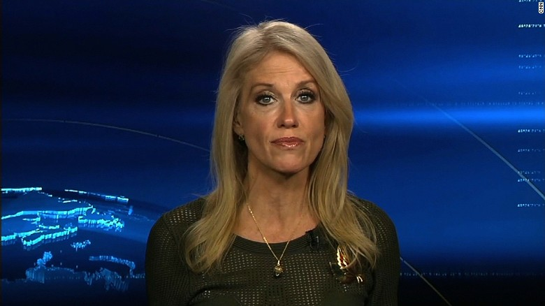Conway: Trump won't interfere in hacking probe