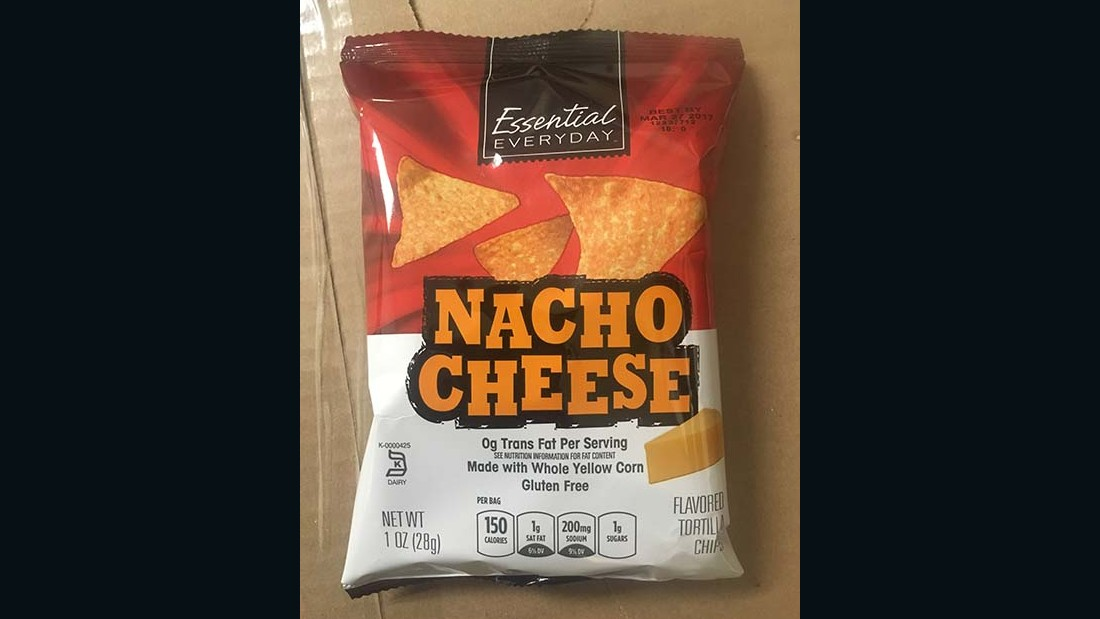 Shearer's Foods LLC Nacho Cheese Chips