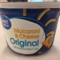 Great Value Macaroni Cheese Original Cups
