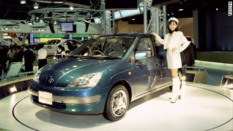 Toyota brought hybrid cars to the mass market with the Prius in 1997