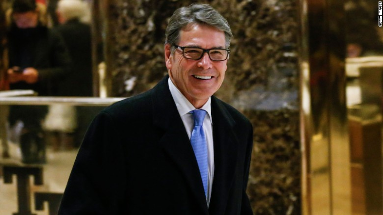 Rick Perry in 60 seconds