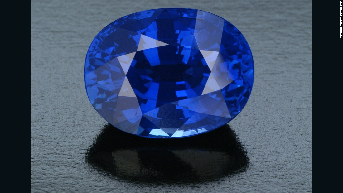 The sapphire is part of the conundrum family and comes in a variety of colors including violet, green, orange, pink and blue. <br /><br />Some of the finest are found in Kashmir, India, with African sources including Nigeria and Madagascar, becoming the leading sources today.
