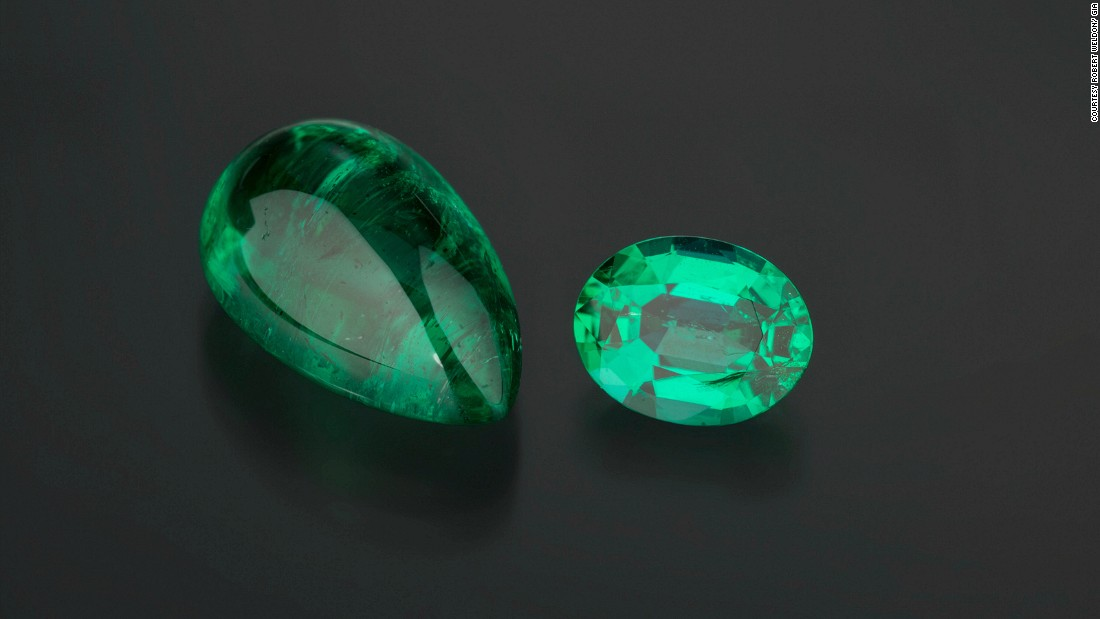 Emeralds have a long history dating back at least to ancient Egypt, and records suggest that Cleopatra herself had a penchant for them. <br />