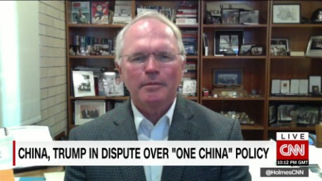 exp Tensions over Trump One- China Comments _00051228