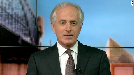 Corker: There's been some 'flirting' with Russia that we're not used to