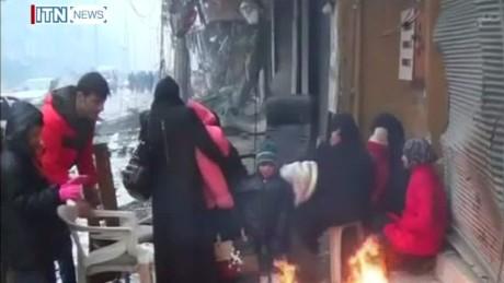Brutal siege of Aleppo over?