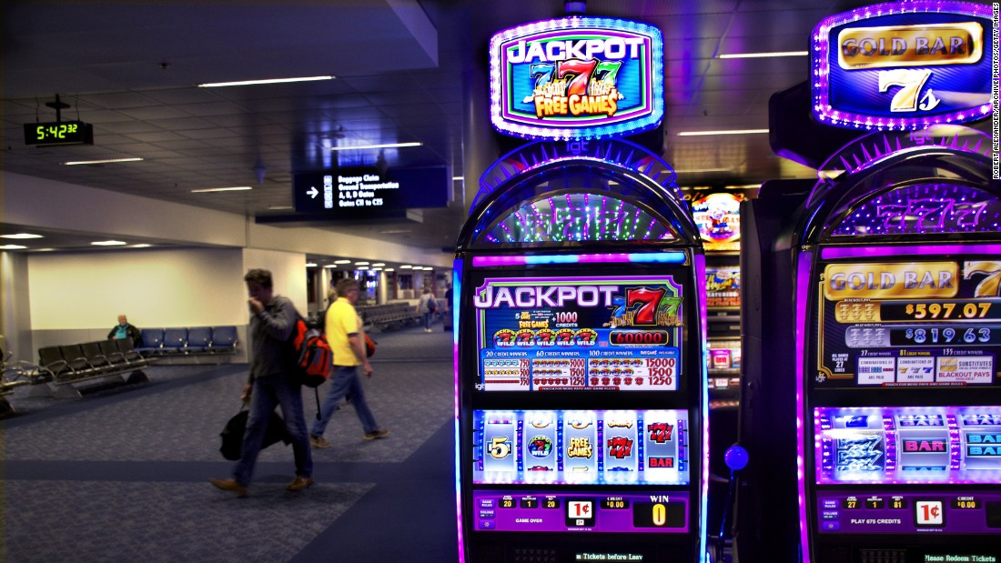 <strong>McCarran (Nevada) International Airport--</strong>The Las Vegas gambling economy depends heavily on tourism and has to get tourists through the airport quickly. The airport, which came in third place, already had slot machines in place. The airport installed self-service passport control kiosks in 2014.