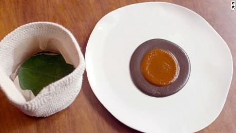 "Olvera's ""mole madre"" features a 1,000-day-old sauce."