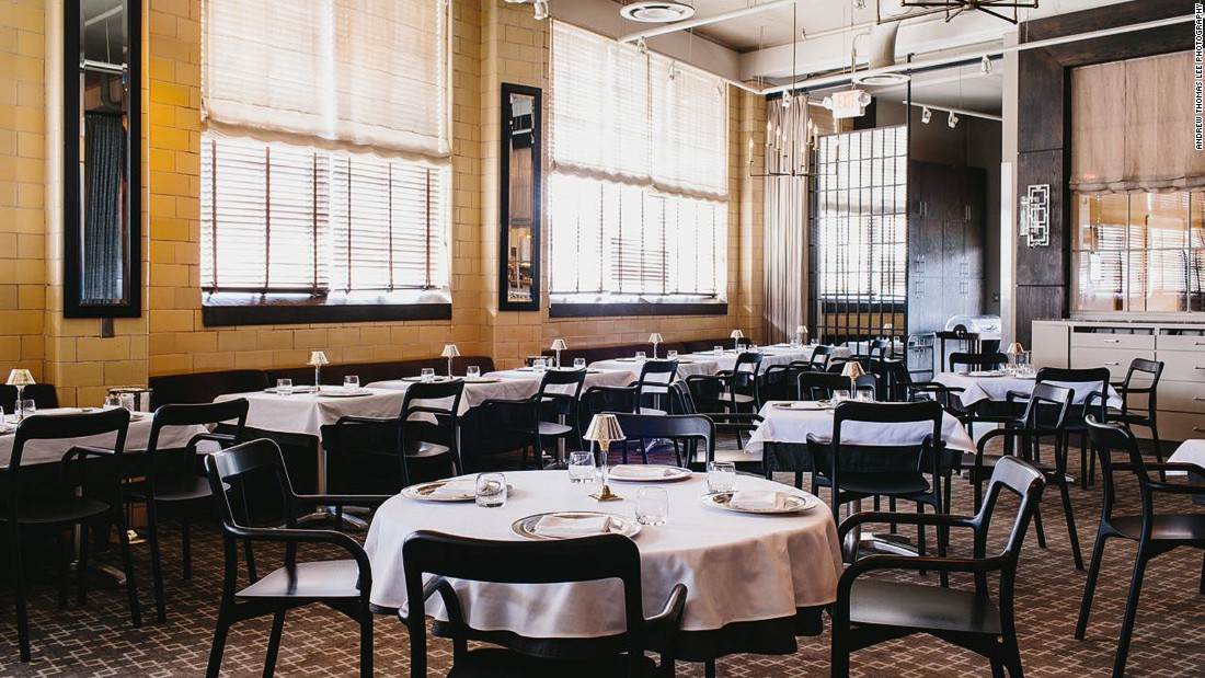 <strong>Bacchanalia -- </strong>Veteran chef Anne Quatrano's high-end restaurant, which is moving to new digs in the spring, specializes in farm-to-table cuisine.