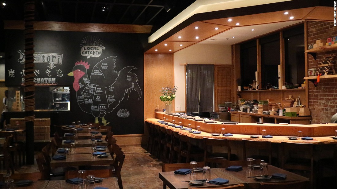 <strong>Brush Sushi Izakaya -- </strong>Chef Jason Liang's version of a Japanese gastropub has been open six months.