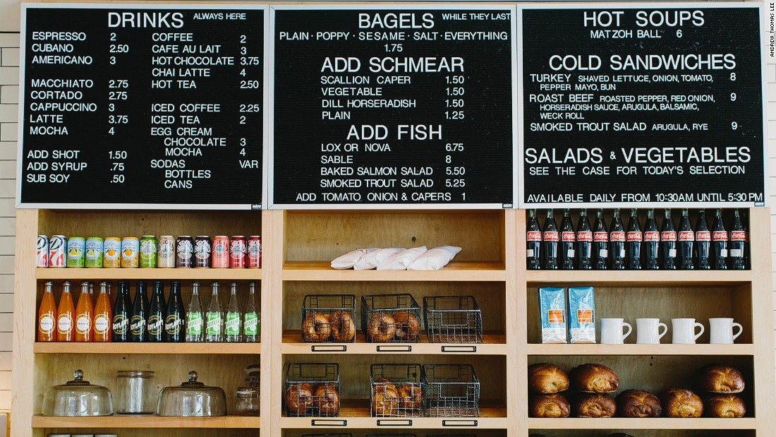 <strong>Atlanta's booming food scene -- </strong>Inspired by classic New York Jewish delis, The General Muir chef Todd Ginsberg and his partners offer seasonal cuisine and the all-important Reuben sandwich, bagels and lox and more. Click through the gallery to see more delicious Atlanta food options.