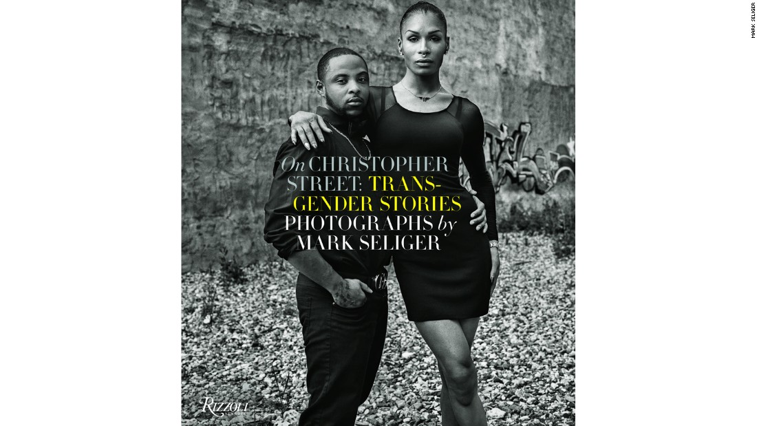 "<a href=""https://www.amazon.com/Christopher-Street-Transgender-Stories/dp/0847858316"" target=""_blank"">""On Christopher Street: Transgender Stories""</a> (Rizzoli) by award-winning photographer Mark Seliger is out now."