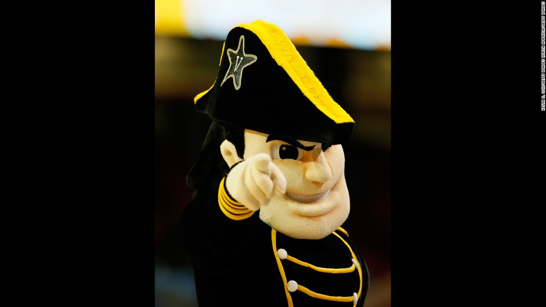 Mr. Commodore is among the Southeastern Conference's most recognizable mascots.