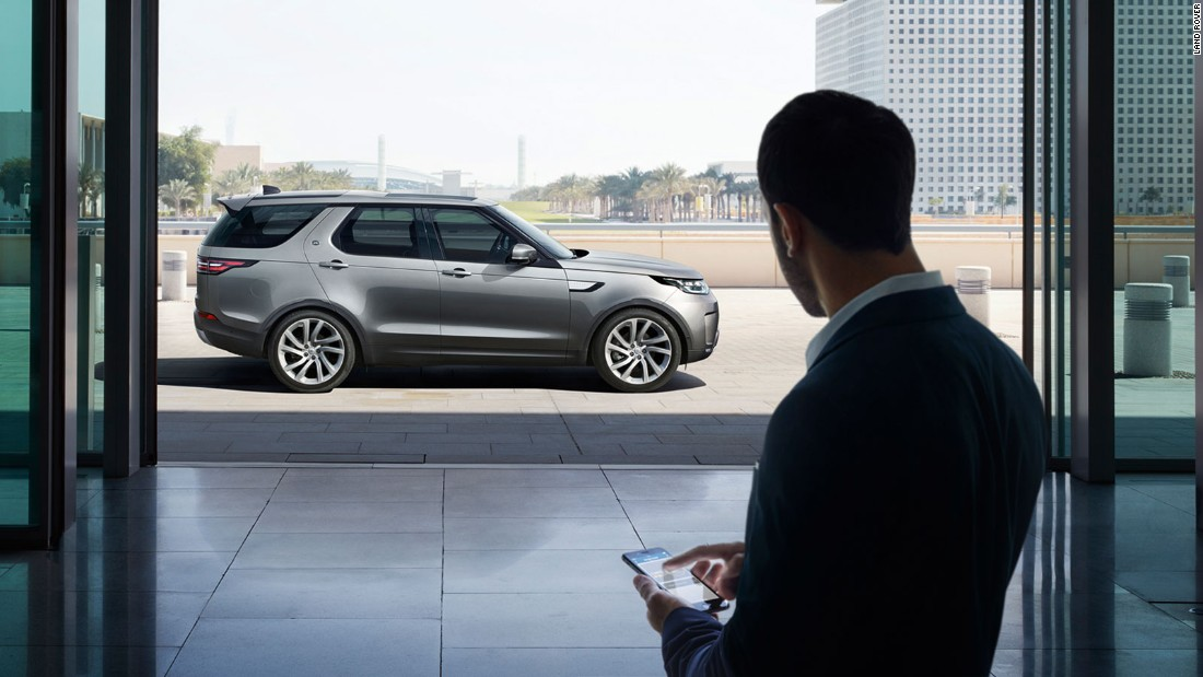 Modern car innovations tend to focus on connectivity as much as mechanical ingenuity. The latest Land Rover can raise and lower six of its seven seats using a smartphone app.
